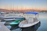 Lefkada port,Greece