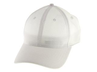 white sports cap
