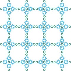 Arabesque seamless background pattern