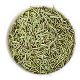 Dried Rosemary on a white background