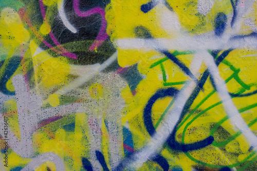 Background Texture Streetart