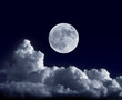 Full moon at its perigee during the supermoon of May 5, 2012 - 42638075