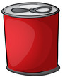 red tin