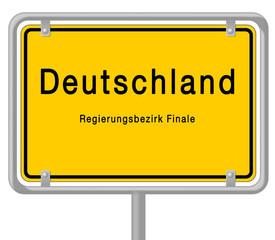 Deutschland im Finale