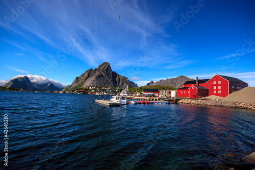 Lofoten (Norway), Reine