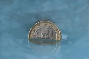 spanische Euro Münze