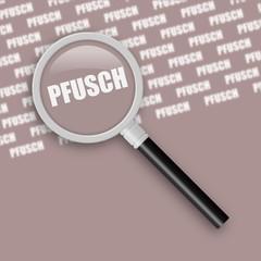 lupe v2 pfusch I