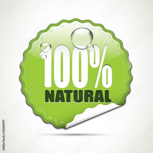100-naturalna-blyszczaca-naklejka