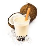 Fototapety Coconut Boba Bubble Tea