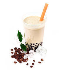 Coffee Boba Bubble Tea