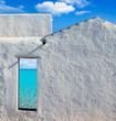 Balearic islands idyllic beach from house door