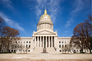 Capital Building in Charleston West Virginia
