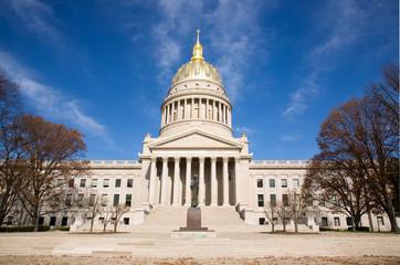 Capital Building in Charleston West Virginia