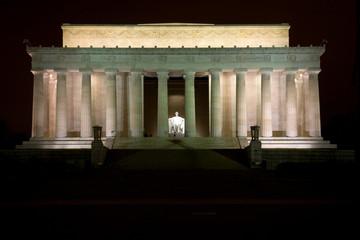 Licoln Memorial at Night