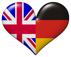 UK and German heart