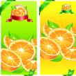 Oranges banner