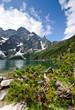 Tatra mountains Morskie Oko lake, poland