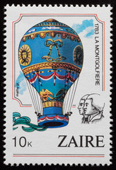 francobollo Zaire