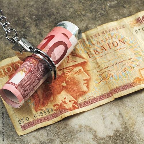 Staatsverschuldung - Griechenland