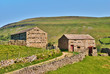 Picturesque Stone Barns