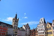 Trier, view of the main market square