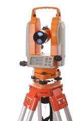 Survey equipment theodolite