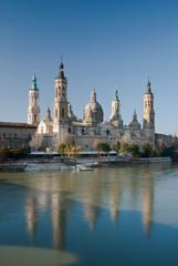 La catedral de Zaragoza