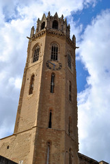 The Cathedral of St. Mary of La Seu Vella