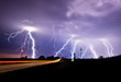 Lightning storm - 42681668