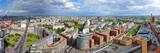 Fototapety Panoramafoto Berlin, Blick vom Hochhaus