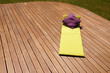 détente sur une terrasse en bois 3