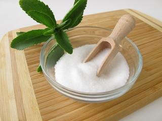 Stevia zum Streuen