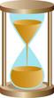 Hourglass realistic.