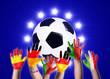 Euro Fußballmeisterschaft