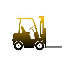 Logo d'un chariot élévateur