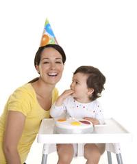 Baby birthday party