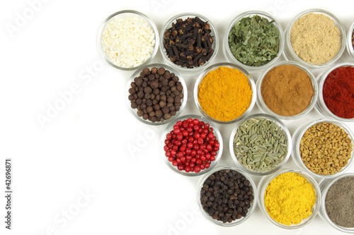 Spices and herbs - 42696871
