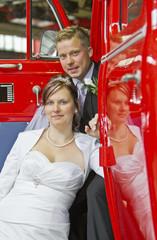 Hochzeit im Museum