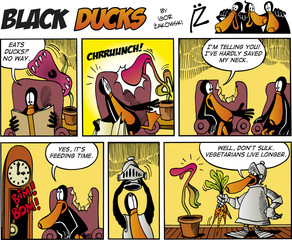 Black Ducks Comics episode 75