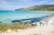Sardegna, spiaggia di Mari Pintau