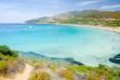 Sardegna, panorama di Mari Pintau