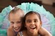 Adorable Ballerina Friends