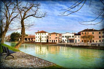 Landscape on the River Brenta