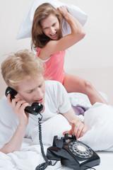 Ehestreit, marital conflict