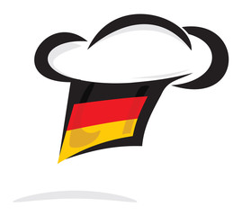 german chef hat