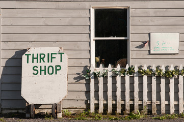 Small Town Thrift Shop