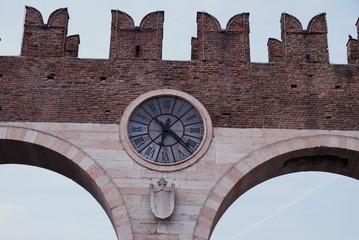 Verona, clock gate