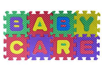 Baby care sign