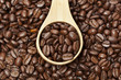 Black Organic Coffee Beans