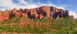 Cedar Breaks park panorama